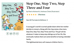 From Two Homes to One Home- A Wonderful Book for Soon to be Step-Parents to Read to their Young Children